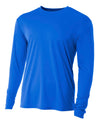 5050 Men's Cooling Performance Long Sleeve Crew - 5050 Soccer