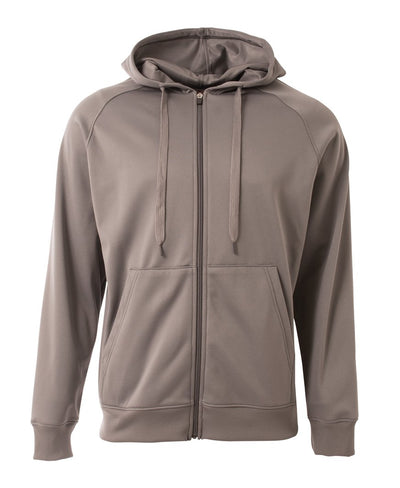 5050 Agility Long Sleeve Tech Fleece Hoodie - 5050 Soccer