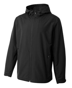 5050 Full Zip Force Windbreaker Jacket - 5050 Soccer