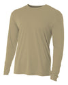 5050 Youth Cooling Performance Long Sleeve Crew - 5050 Soccer