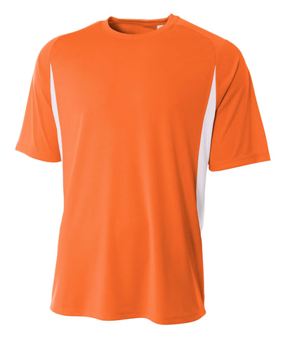 5050 Youth Cooling Performance Color Block Tee