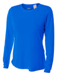 5050 Women's Long Sleeve Cooling Performance Crew - 5050 Soccer