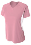5050 Women's Color Block Performance V-Neck - 5050 Soccer