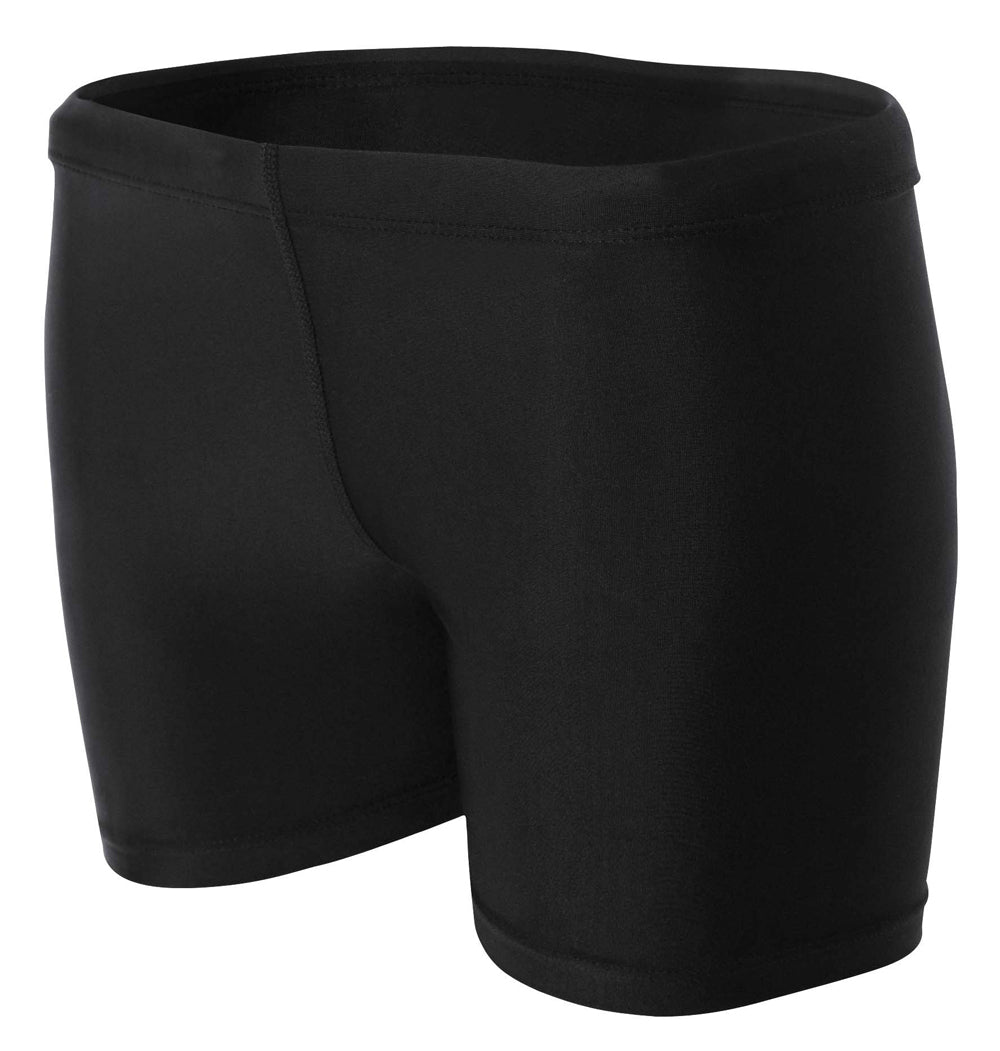 "5050 Women's 4"" Compression Shorts - 5050 Soccer"