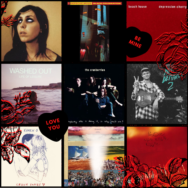 Just Like Heaven: A Valentine's Day Playlist
