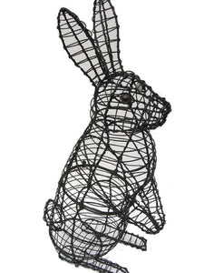Topiary Rabbit standing