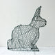 Rabbit Frame /  : Medium : 34cm High (exc pot)