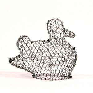 Duck Frame /  : Medium : 23cm High (exc pot)