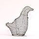 Goose Frame /  : Medium : 31cm High (exc pot)