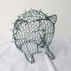 Hedgehog Frame - Medium - 20cm High