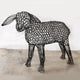 Metal Lamb Sculpture by Luigi Frosini