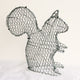 Squirrel Frame /  : Medium : 33cm High (exc pot)