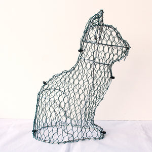 Cat Frame - Medium - 34cm High