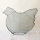 Chicken/Hen Frame /  : Xtra Large : 60cm High (exc pot)