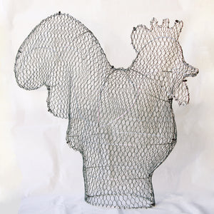 Cockerel/Rooster Frame - Extra Large - 65cm High