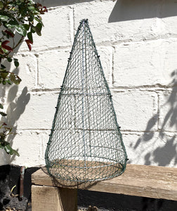 Cone Pyramid Frame - Medium - 30cm High
