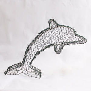 Dolphin 2D Frame /  : Large : 45cm High (exc pot)