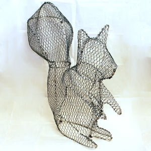Squirrel Frame - Extra Large - 70cm High
