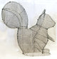 Squirrel Frame /  : Xtra Large : 70cm High (exc pot)