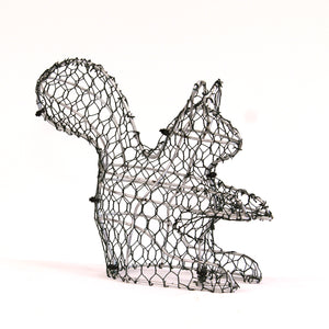 Squirrel Frame - Small - 22cm High