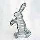 Rabbit Frame 2D /  : Medium : 30cm High (exc pot)
