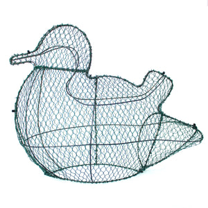 Duck Frame /  : Xtra Large : 40cm High (exc pot)