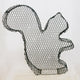 Squirrel Frame 2D Large /  : Large : 50cm High (exc pot)