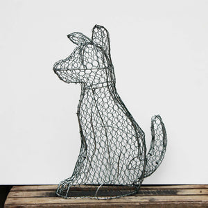 Puppy Dog Frame Large - 45cm High