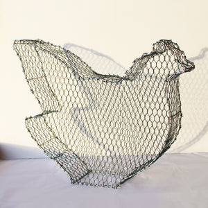Chicken/Hen Frame 2D - Large - 44cm High