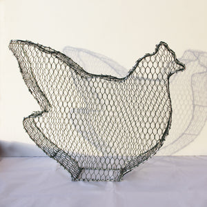 Chicken/Hen Frame 2D Large /  : Large :