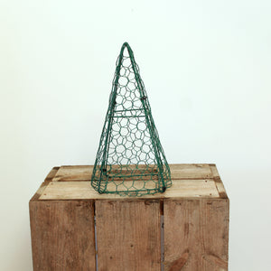 SALE PRICE Topiary Pyramid frame - Medium - 32cm