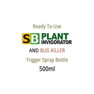 SB Plant Invigorator 500ml (Ready to Use)