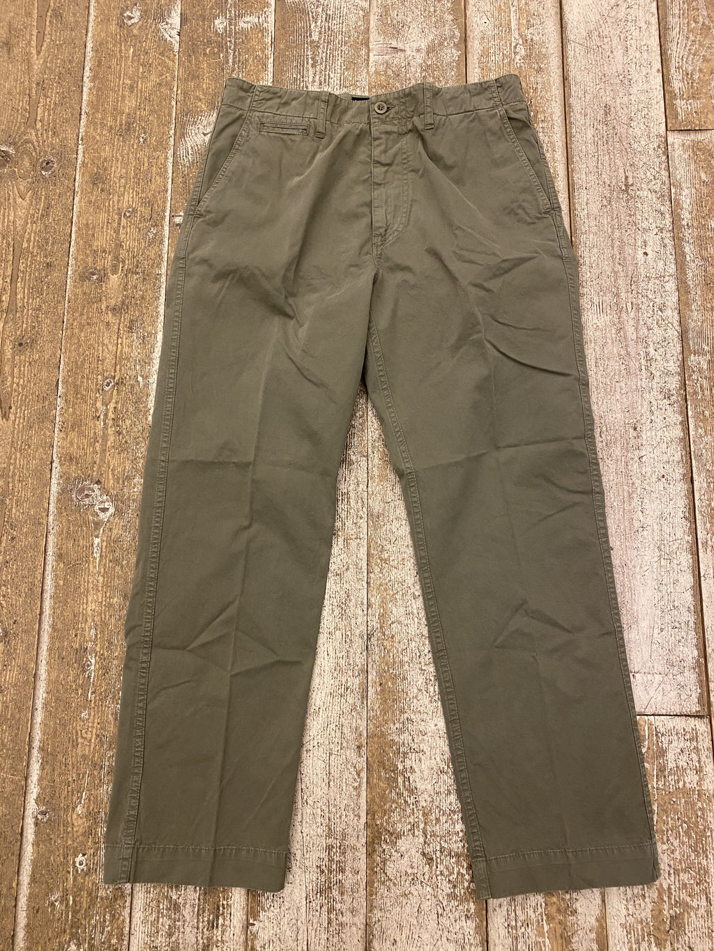 Pantalone Regular AXEL East Harbour Surplus SS20 Military Green