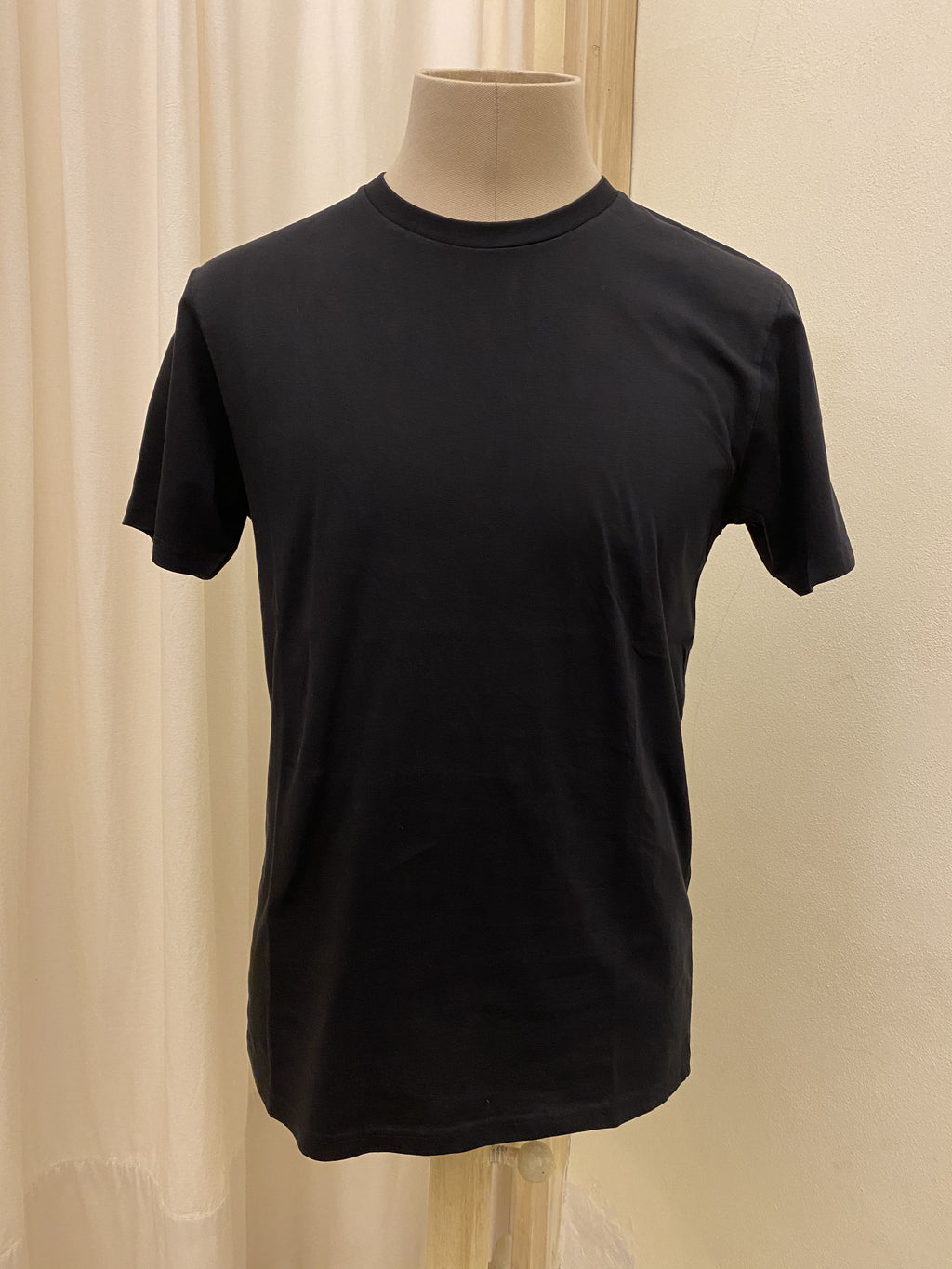 T-SHIRT COLORFUL STANDARD - BLACK