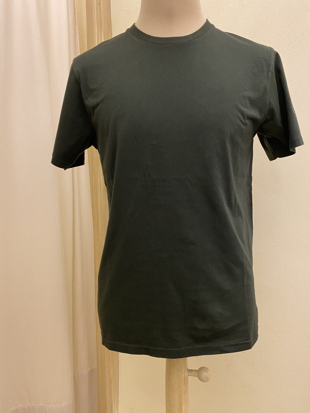 T-SHIRT COLORFUL STANDARD - DARK GREEN