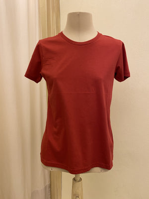 W T-Shirt COLORFUL STANDARD - RED