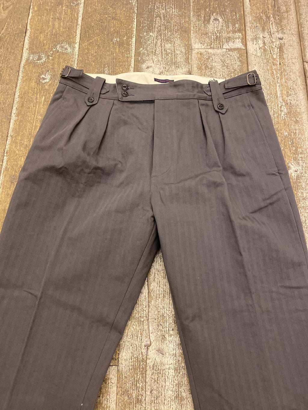 DEAN pant East Harbour Surplus FW - Dark Grey