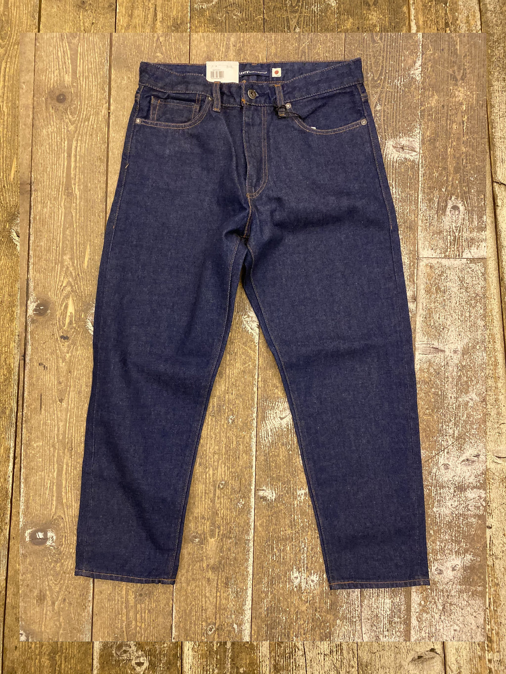 Draft Taper -  Dark Wash LEVI's Made and Crafted