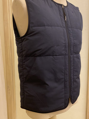 HOCH2 JACKET Gillet BELLEROSE Navy Blue