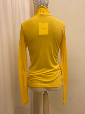 Dolcevita Knitwear STAND ALONÉ Yellow
