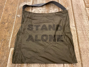 Shopping Bag STAND ALONÉ Military Green