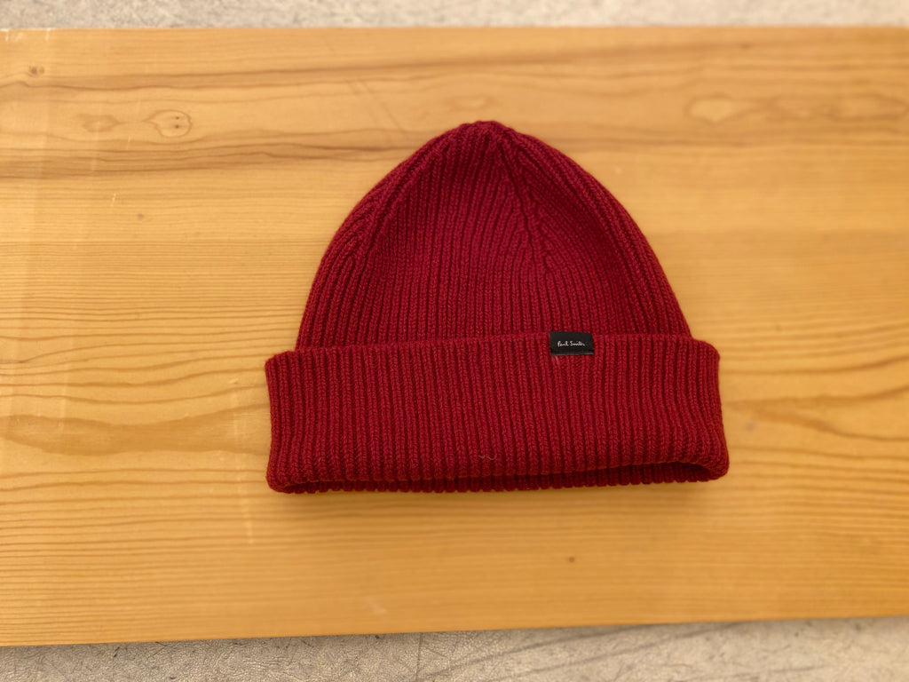Beanie PAUL SMITH - Dark Red