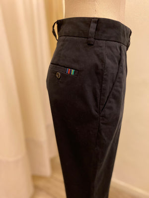 Pantalone Chino PAUL SMITH SS20 - BLACK