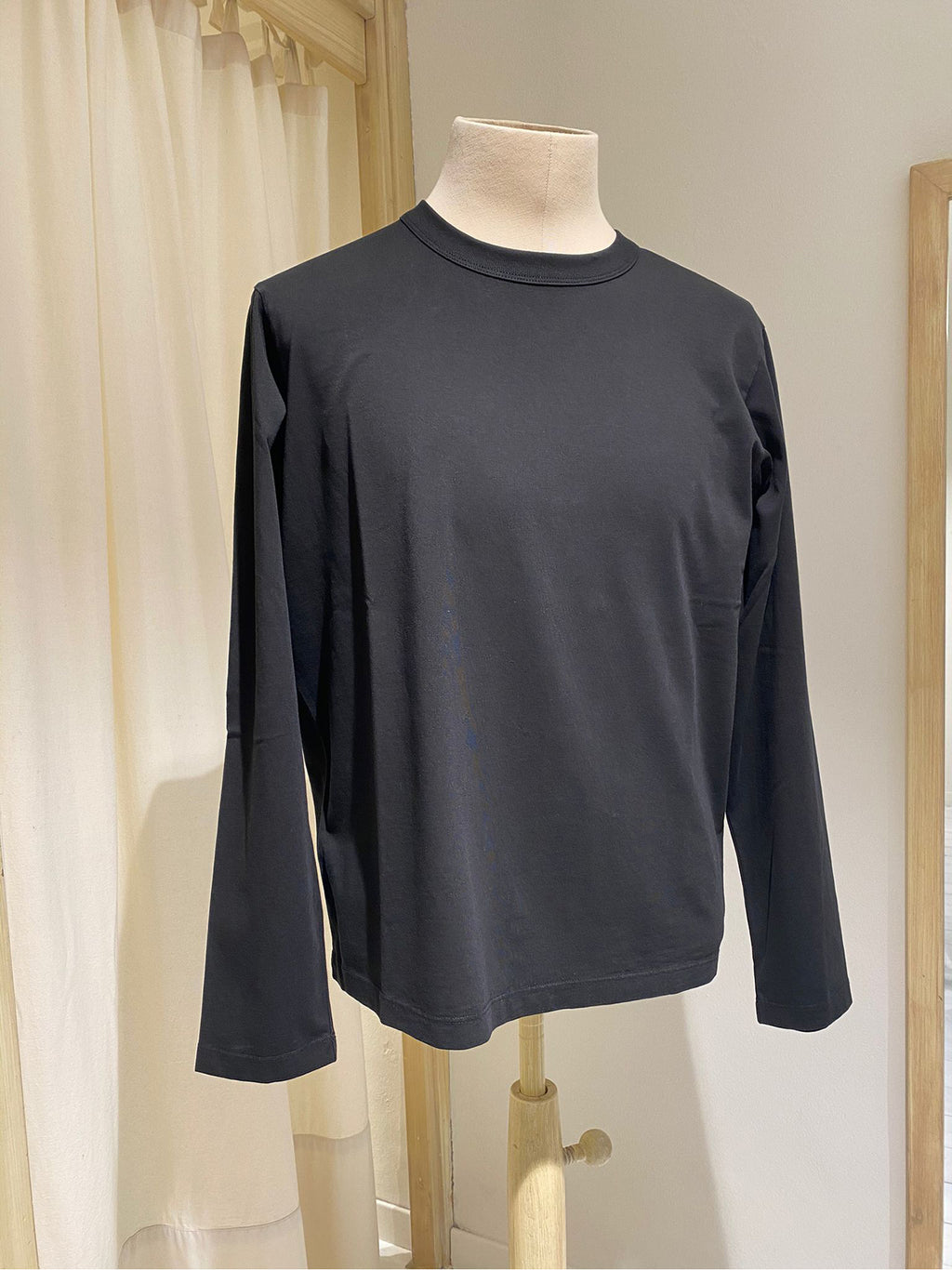 M T-shirt ML COVERT - Black