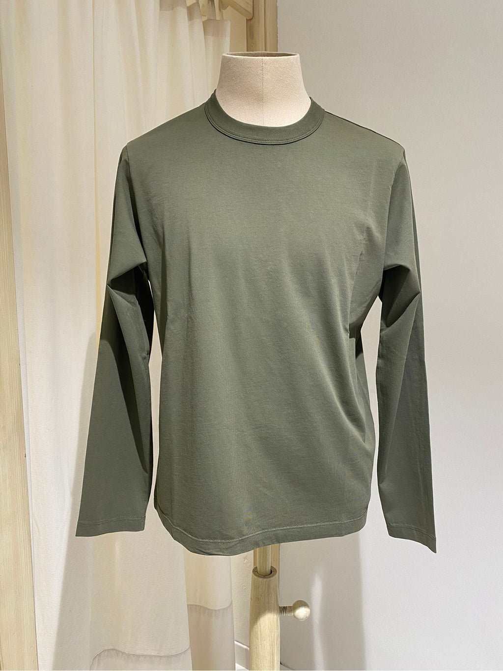 M T-shirt ML COVERT - Army Green