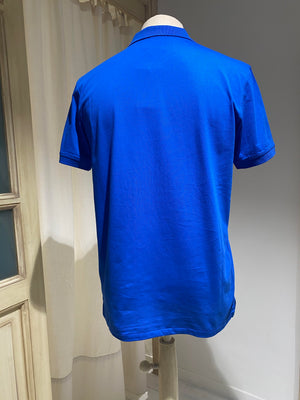 M SS POLO - PS PAUL SMITH - Blue Royal