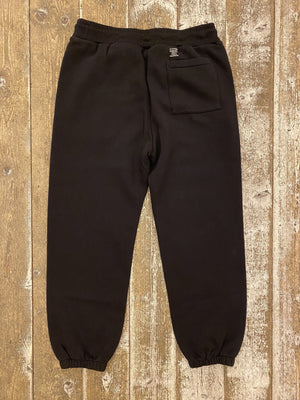 PANT SWT COVERT - BLACK