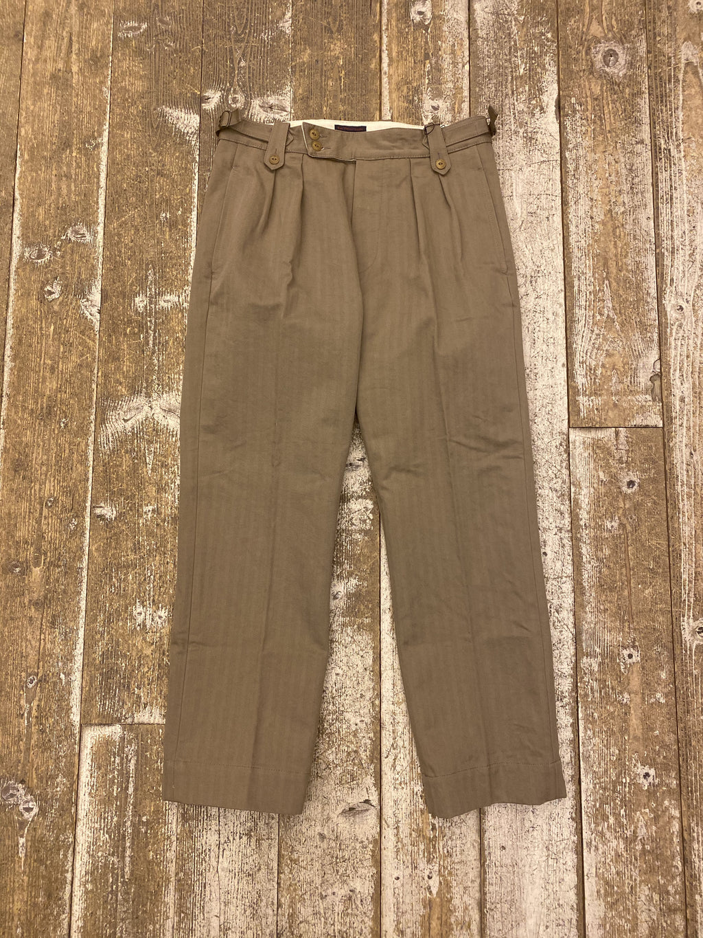 DEAN pant East Harbour Surplus FW - Dove Grey