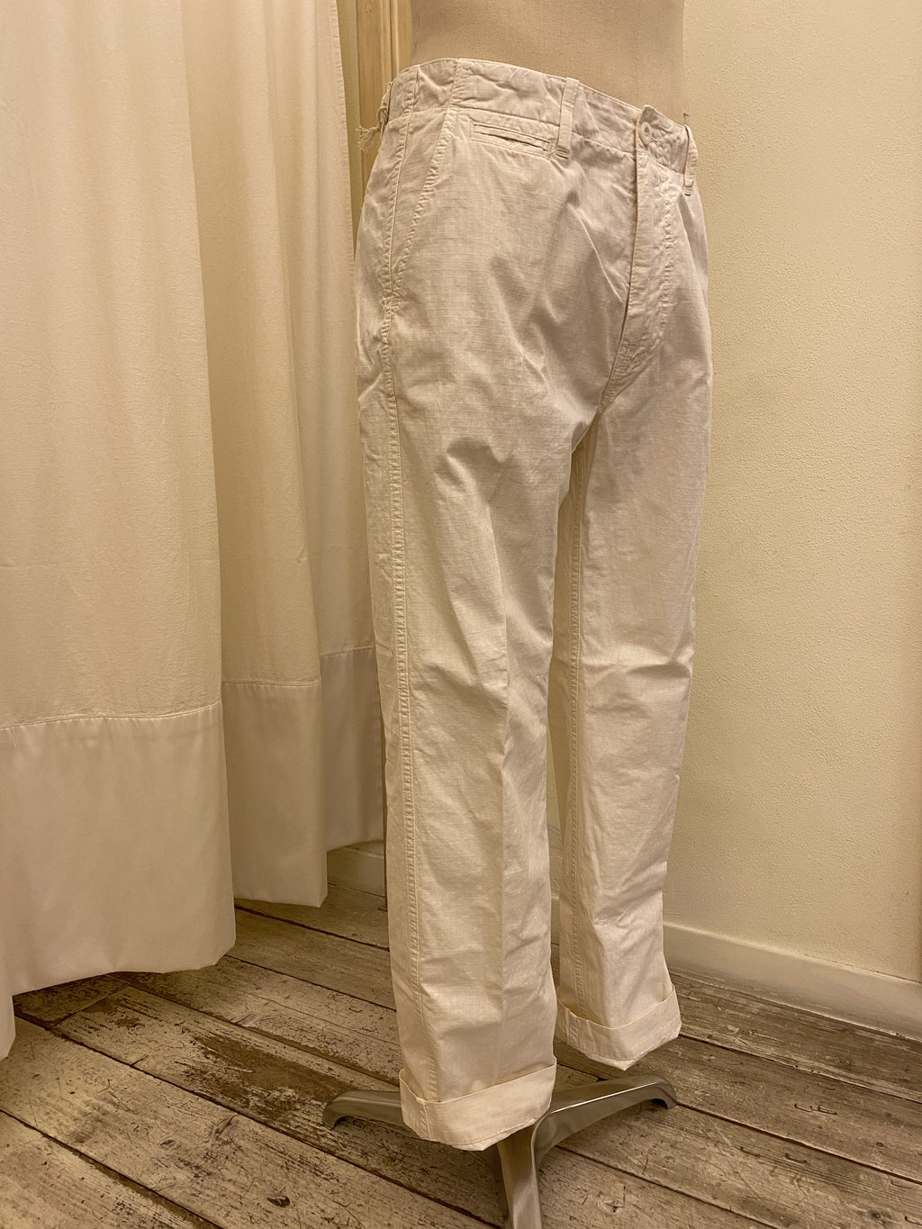 Pantalone Regular AXEL East Harbour Surplus SS20 - Off White