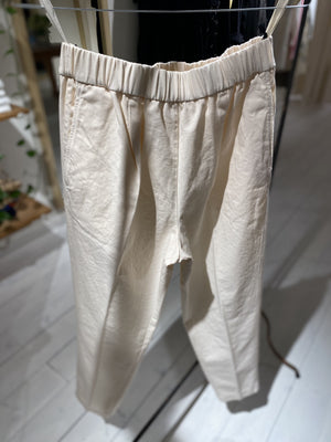 W Pant FORTE FORTE - Sand
